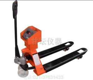 上海不绣钢叉车秤厂家、电子搬运秤、电子叉车秤价格