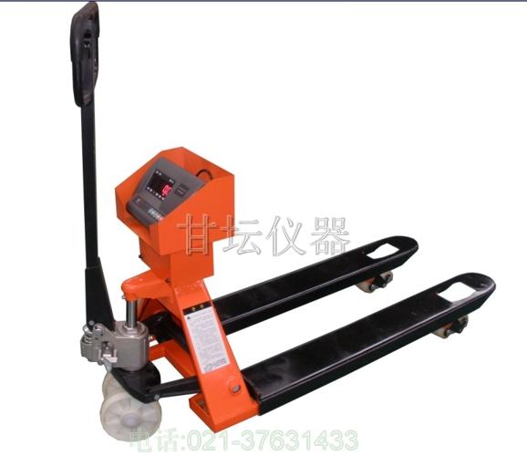重庆电子叉车秤价格、带打印叉车秤价格