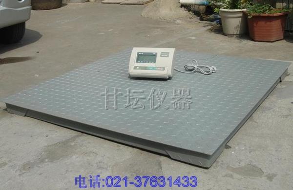 10吨不锈钢电子地磅-厂家直销(品质保证)