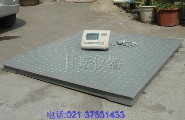1吨仓库专用电子地磅,1吨打打印电子地磅价格