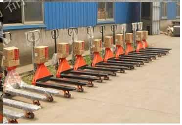 2吨电子叉车秤价格_2t带打印叉车秤网售厂家