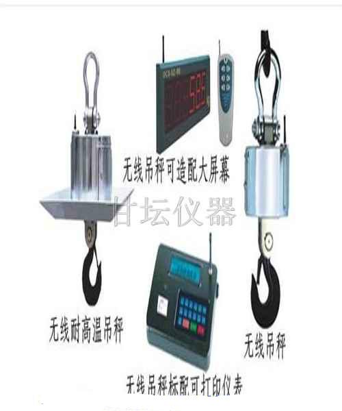 OCS新一代10吨智能电子吊秤(电子吊磅)